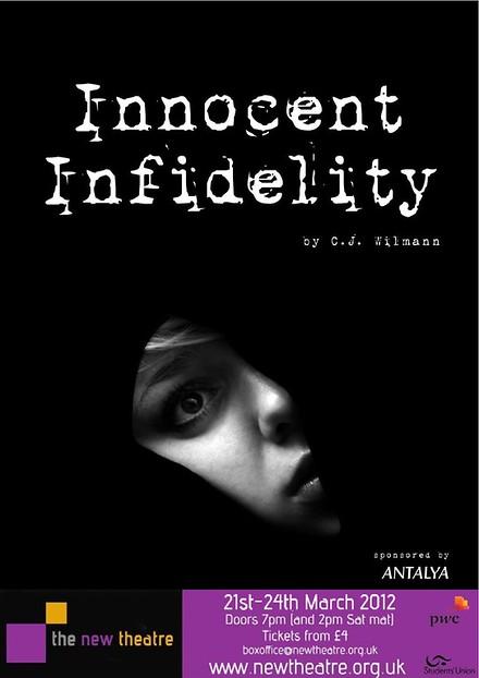 Innocent Infidelity poster