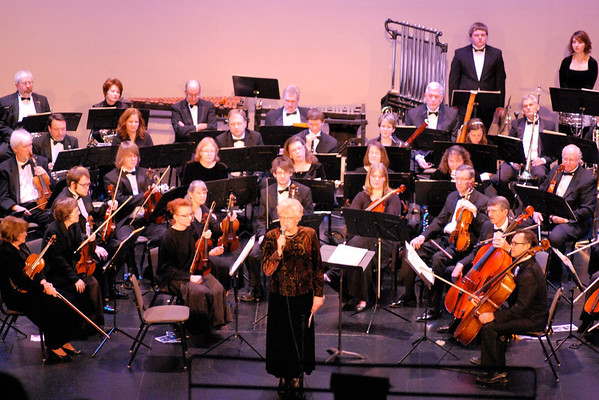 Hutchinson Symphony & Buhler High School Choir 12/11