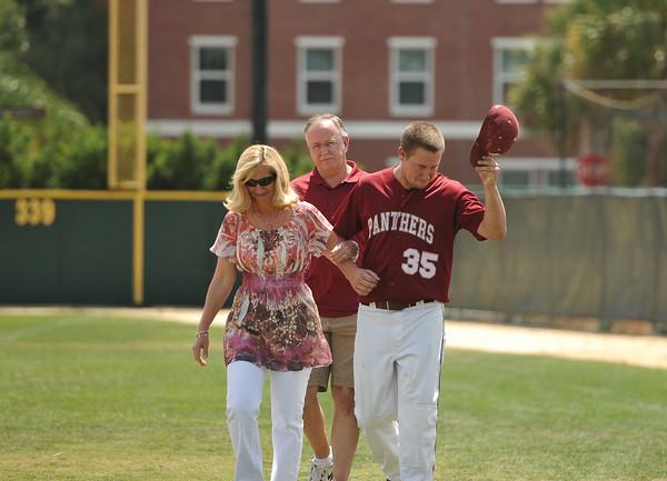 Baseball: 05-08-12 vs. Barry