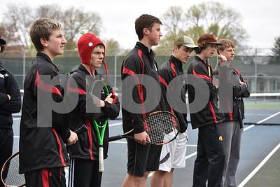 Urbandale @ Fort Dodge Boys Tennis 4/27/17