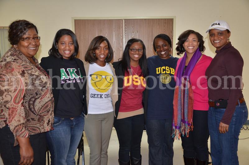 Women's College Seminar  11-11
