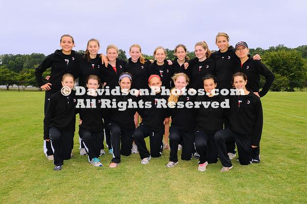 2011 Women's XC @ Winthrop