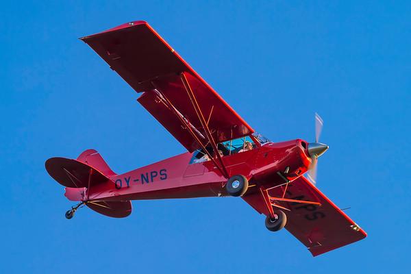 OY-NPS - Aviat A-1B Husky