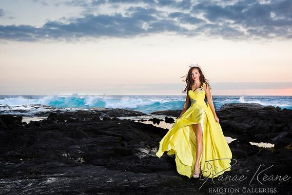 Jeanne Kapela Miss Hawaii 2015