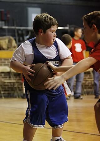 SN Boys Little Rebel Basketball 2009