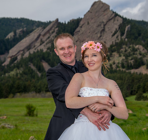 Cassady & Emily's Wedding May 2015