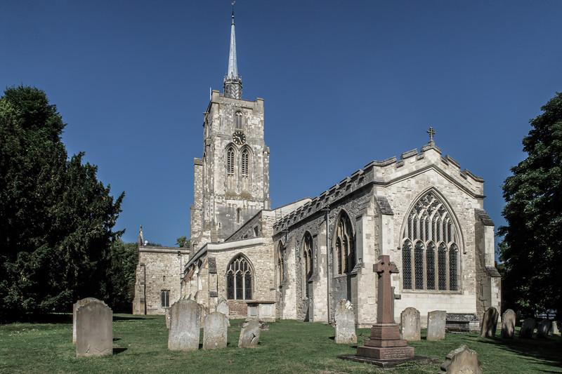 Ashwell,  St. Mary