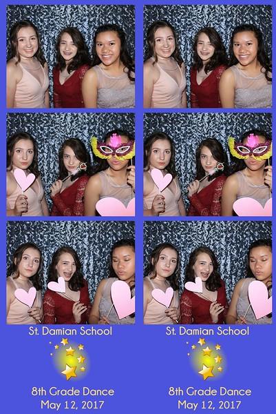 "St. Damian School ""8th Grade Dance"" 2017"