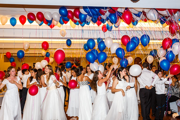 2014 St. Spyridon Jr College Graduation