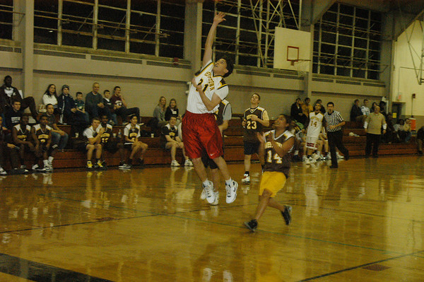 2010 Alumni/Community Basketball