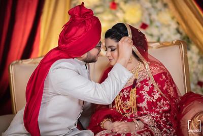 Zareef & Sarah Wedding