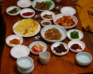 Korean Feast Insadong