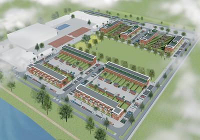 Oosterpoort Bouw Sporthal