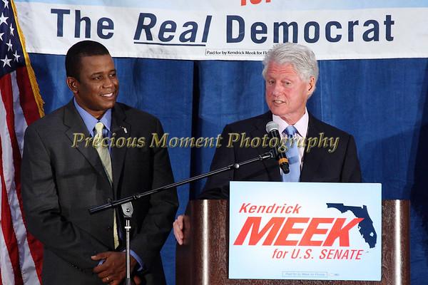 President Bill Clinton - Delray Beach, Florida