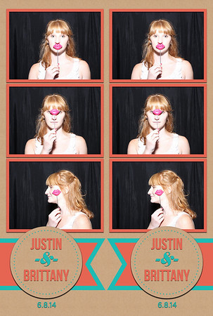 Justin and Brittany - 06/08/14