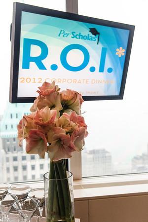 Per Scholas 2012 ROI Dinner