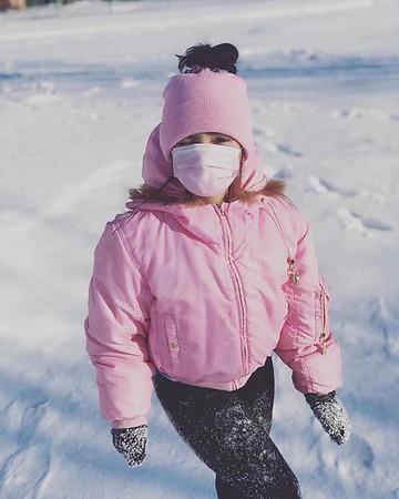 Community Sends In Snow Photos (Courtesy of Facebook)