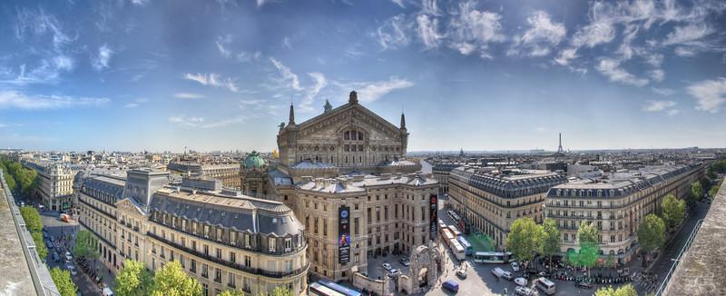 Opéra Garnier - Paris, France - April 21, 2011