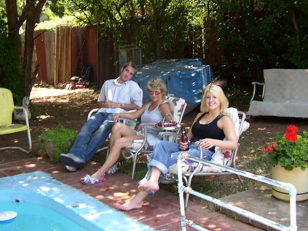 Family Gathering 7-31-2005