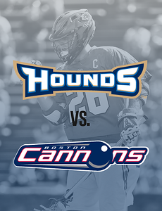 Cannons @ Hounds (7/27/17)