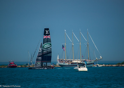 Chicago '16 America's Cup World Series