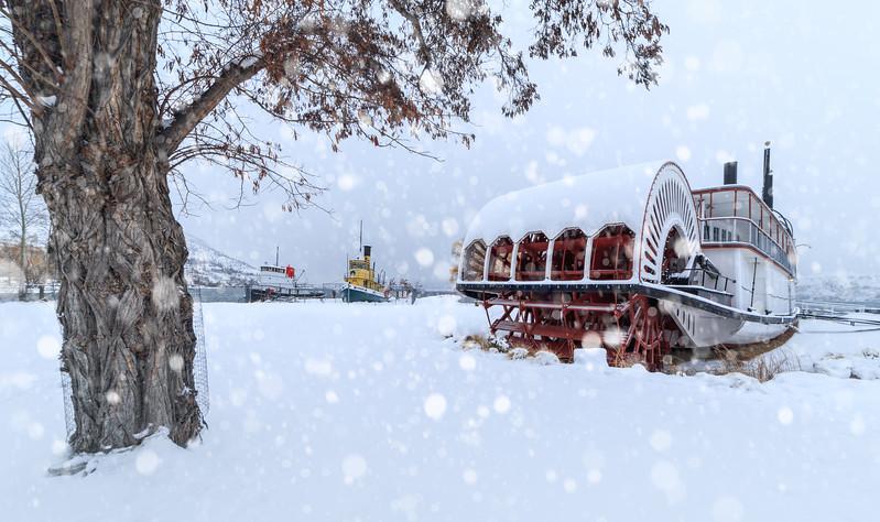Winter Landscapes of the Okanagan