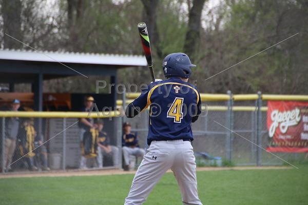 varsity baseball v. amboy . 5.7.19