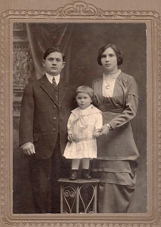 Gittis Family - Early Generations