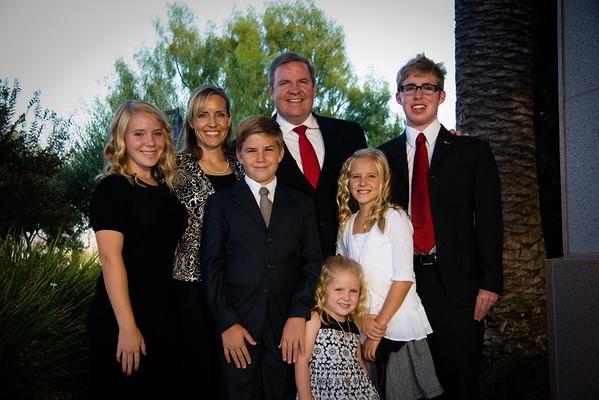 Braithwaite Family 2009