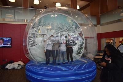 January 13 Ferris Snow Globe