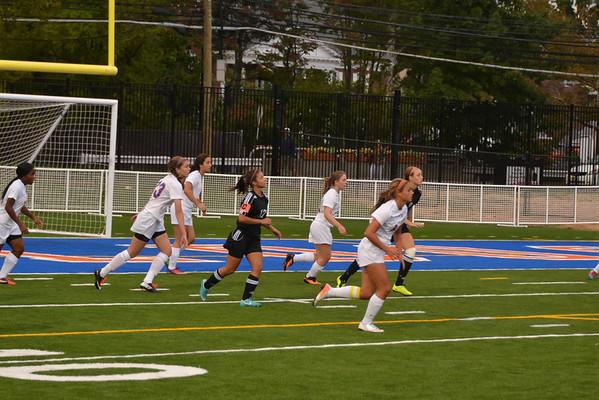 2013-09-16 Dayton Girls Varsity Soccer vs Linden #1 of 6