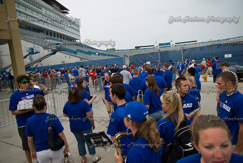 Band Camp Day 5 --Fan Day August 20, 2008-3