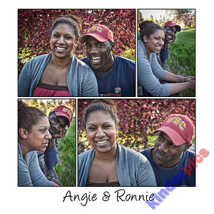 Angie & Ronnie