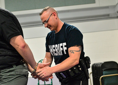 Use of force training - 030320