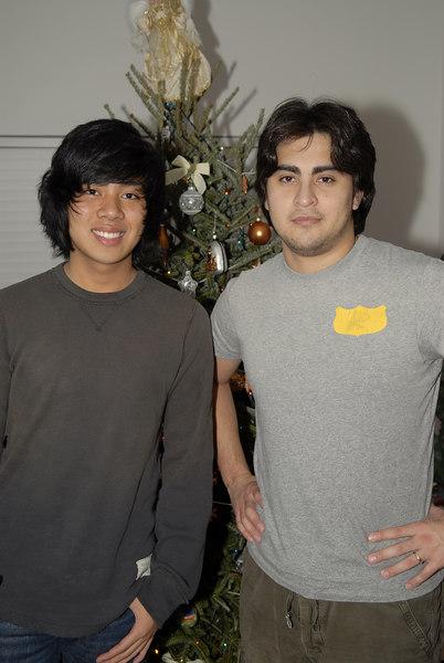 2006 12 24 - Xmas Eve at Joe and Mel's 034.JPG