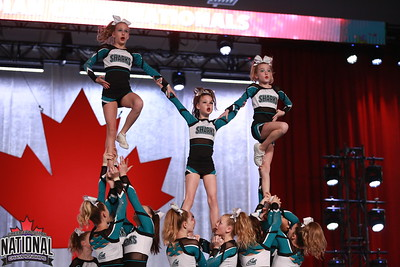 Cheer Sport  Starry Sharks - Junior X-Small 2