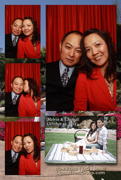 2013-10-19 Melvin and Christel