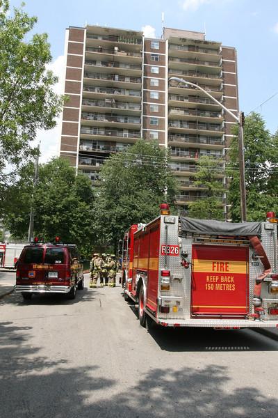 June 27, 2007 - 2nd Alarm - 100 Gowan Avenue