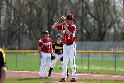 Boys Varsity Baseball - 5/6/2014 Tri-County