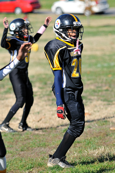 2011 PW Steelers 9-11 Championship Game