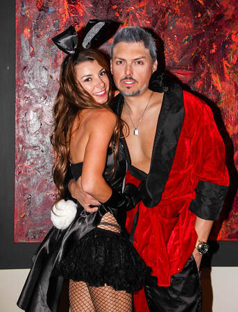 Saldarriaga Halloween Party 102613