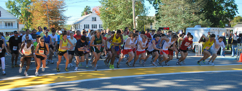 2010 Gregory Reeves Memorial Race