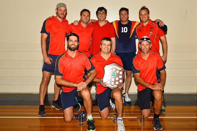"2016 ""A"" Men Renmark Volleyball Premiers"