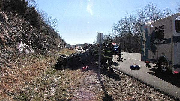 2/3/2012 Route 9 North MVA Rollover