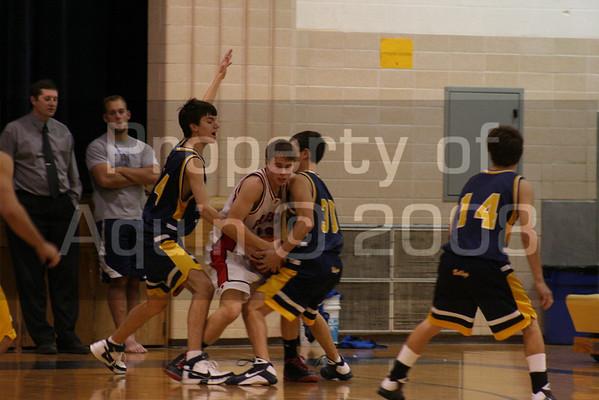 fs boys basketball v. forreston at polo tourney 11.25.08