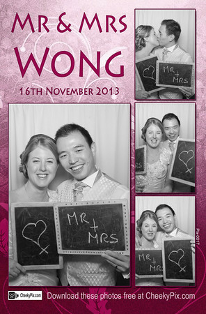 20131116 - Vicky & Eric