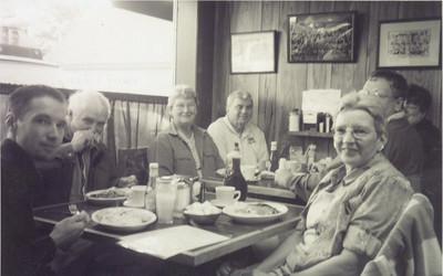 Family Reunion, October 2002