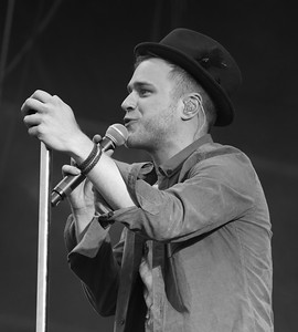 V Festival 2011 - Olly Murs
