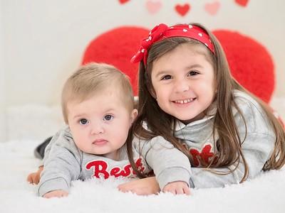 Kids: Ellie and Matthew Vday