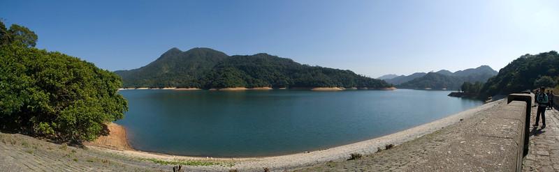 20101205 - Shing Mun Reservoir